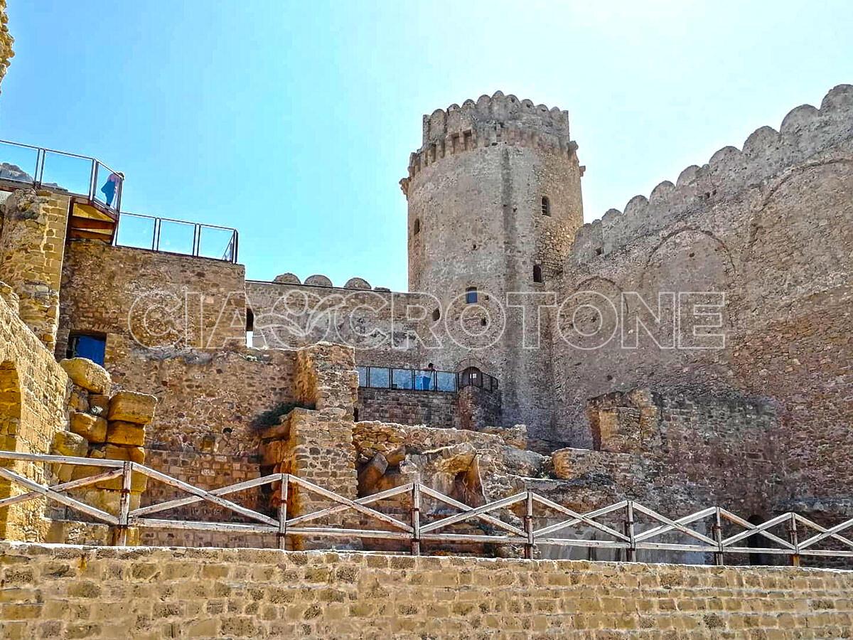Castello Aragonese di Le Castella: una storia che arriva da lontano