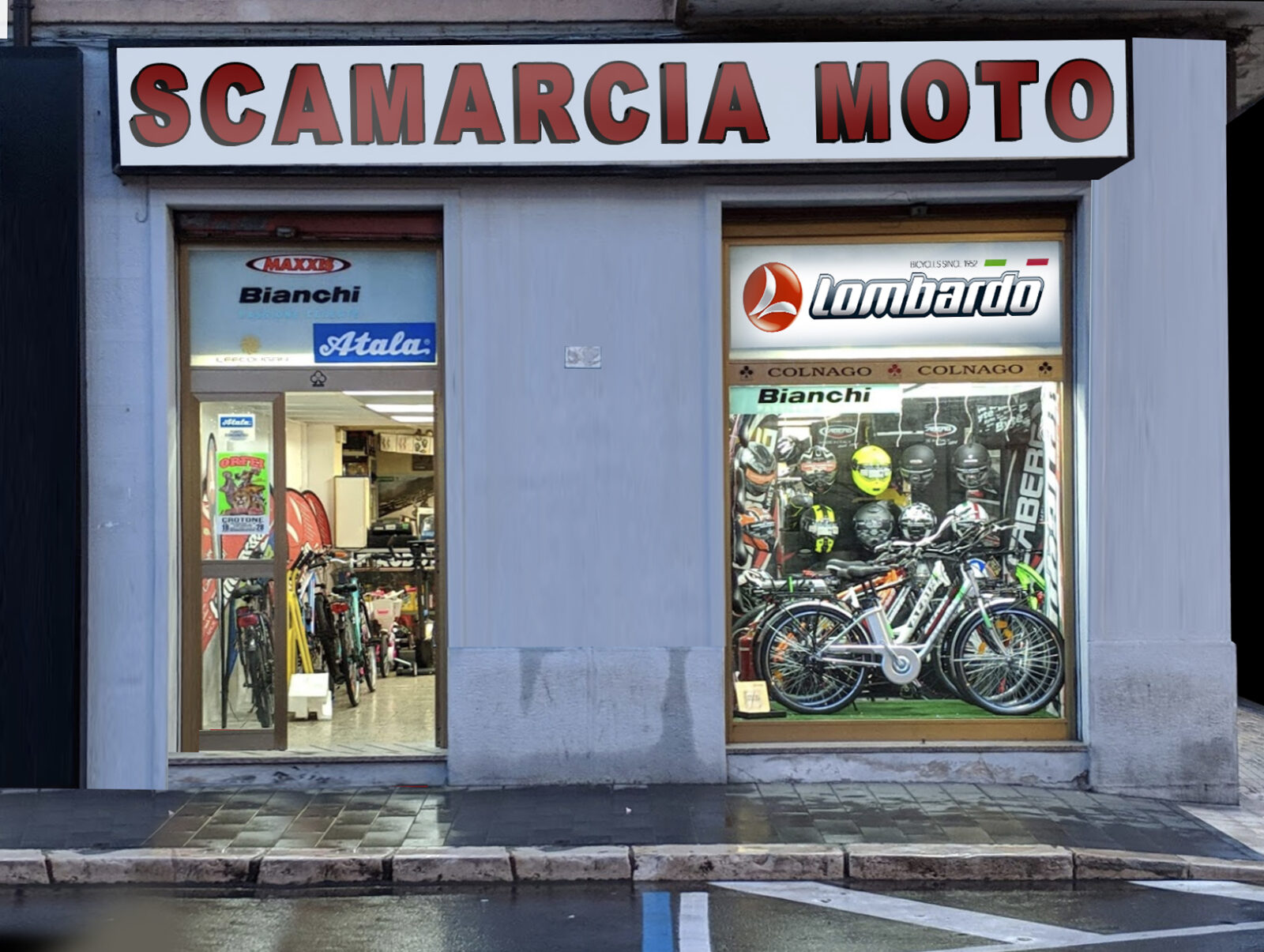 Scamarcia Bike