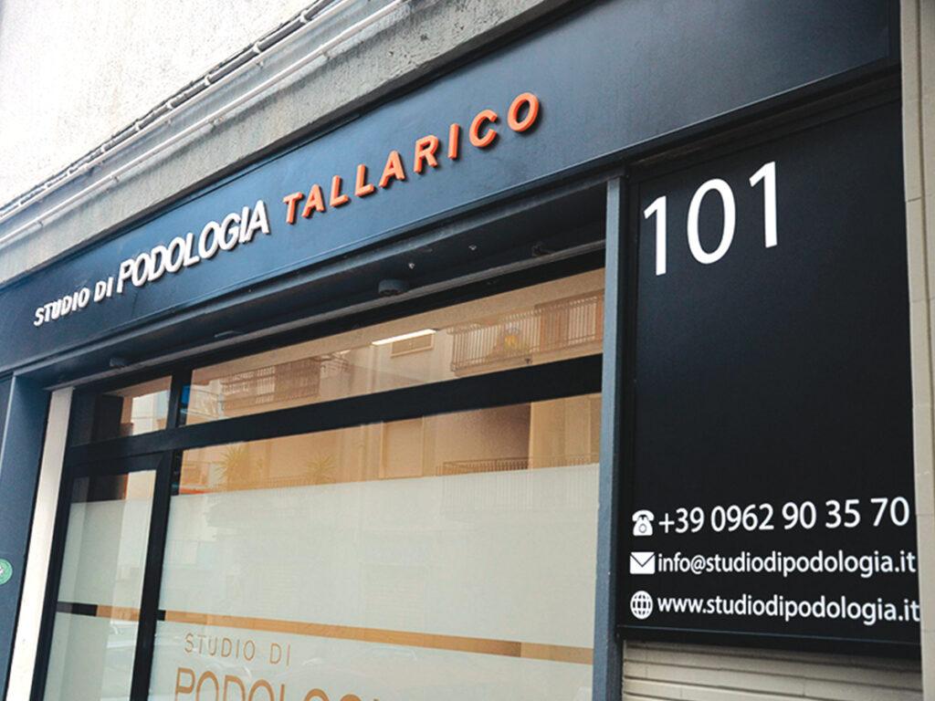 Tallarico Studio Podologia – Foto redazionale