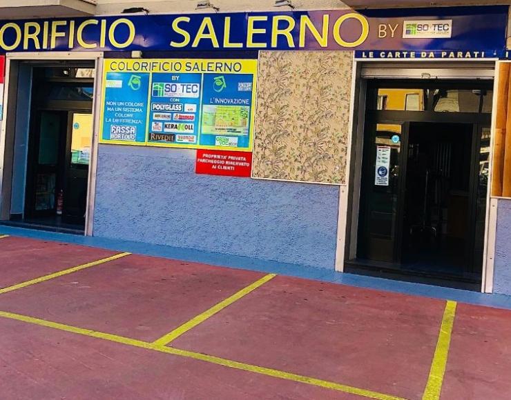 Colorificio Salerno – Ristrutturazioni