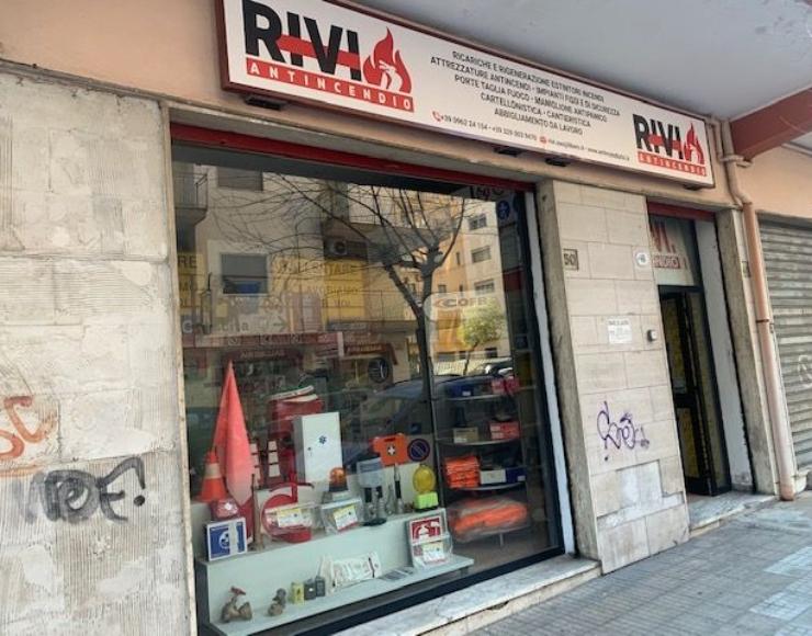 Antincendio RIVI