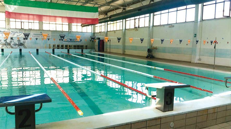 NuotatoriKrotonesi Piscina Sandro Pertini