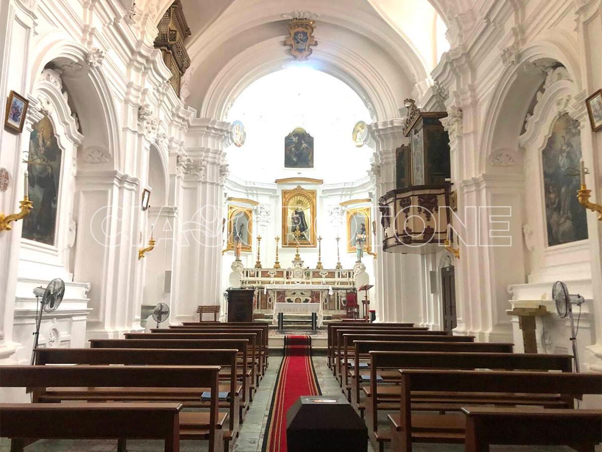 Santa Chiara, il gioiello della città di Crotone