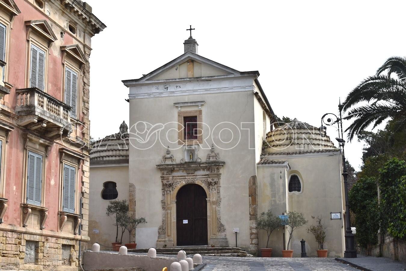 La Crotone da scoprire con l'antica Chiesa di San Giuseppe