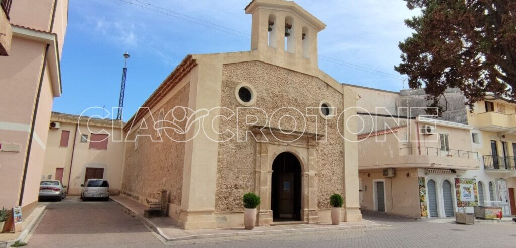Le Castella – Chiesa della Visitazione – Redazione – Settembre 2021